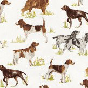 Prestigious Hounds Tan Fabric