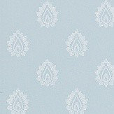 Sanderson Florrie Wedgwood Wallpaper - Product code: 214058