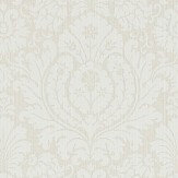 Sanderson Fabienne  Natural Wallpaper - Product code: 214070