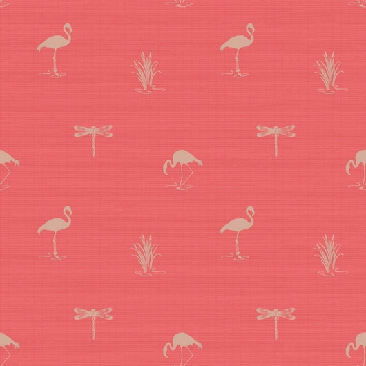 Arthouse Lakeside  Coral Wallpaper - Product code: 256500