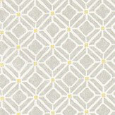 Sanderson Fretwork  Silver/Linden Fabric - Product code: 223589