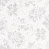 Casadeco Agapanthus Grey Wallpaper