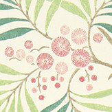 Sanderson Arberella  Rose/Ivory Fabric - Product code: 223585