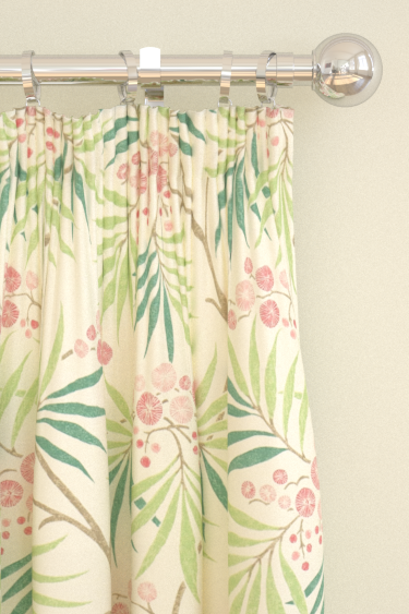 Sanderson Arberella  Rose/Ivory Curtains - Product code: 223585