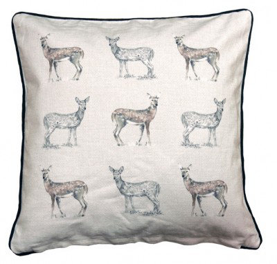 Image of Arthouse Cushions Deer Cushion, 008255