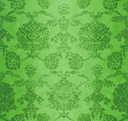 Designers Guild Sukumala  Emerald Wallpaper main image