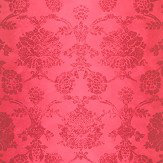 Designers Guild Sukumala  Crimson Wallpaper