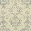 Designers Guild Sukumala Lino  Silver Wallpaper