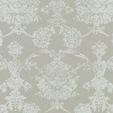 Designers Guild Sukumala Lino  Graphite Wallpaper