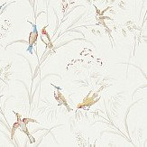Sanderson Tuileries  Taupe / Multi Wallpaper - Product code: 214080