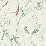 Sanderson Tuileries Willow / Multi Wallpaper