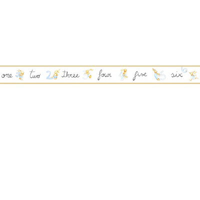 Image of Paper Moon Borders Count Border, 3400081