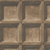 Andrew Martin Jacobean Oak Wallpaper