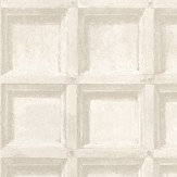 Andrew Martin Jacobean White Wallpaper