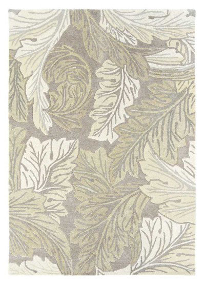 Image of Morris Rugs Acanthus Stone Rug, 221330