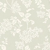 Laura Ashley Lilac  Eau De Nil Wallpaper