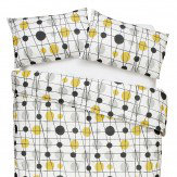 Mini Moderns Pavilion Single Duvet  Duvet Cover