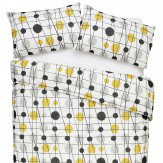 Mini Moderns Pavilion Double Duvet Duvet Cover