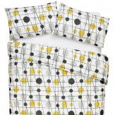 Mini Moderns Pavilion King Size Duvet Duvet Cover