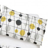 Mini Moderns Pavilion Pillowcases - Pair