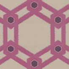 Villa Nova Claremont Orchid Pink / Beige Wallpaper - Product code: W535/05