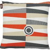 Mini Moderns Chouette  Cushion Tangerine Dream