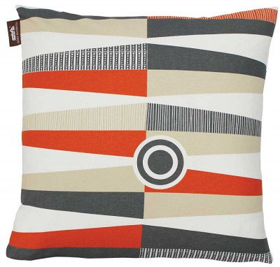 Image of Mini Moderns Cushions Chouette Cushion, CHOUETTE TANG