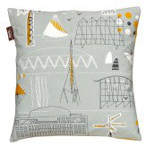 Mini Moderns Festival  Cushion Concrete