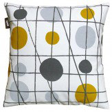 Mini Moderns Pavilion  Cushion Mustard - Product code: PAVILION MUSTARD