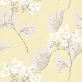 Laura Ashley Millwood  Camomile Wallpaper