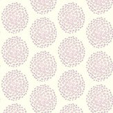 Laura Ashley Coco  Amethyst Wallpaper