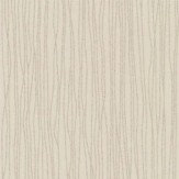 Albany Hedgerow Stripe Ivory Ivory / Silver Wallpaper