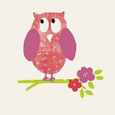 iliv Bird House Brights Wallpaper - Product code: ILWF/BIRDBRI