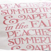 Emma Bridgewater Emma Bridgewater Peaches Cushion