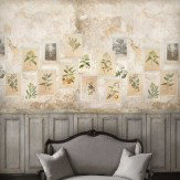 Sidney Paul & Co Grand Tour Neutral Mural - Product code: SPW0016-01