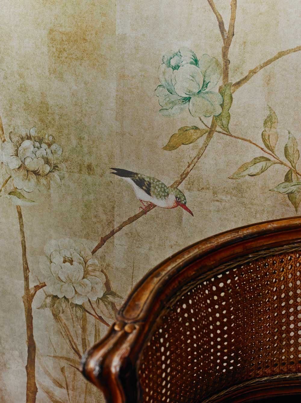 Chinoiserie by sidney paul co wallpaper direct for Chinoiserie wallpaper mural
