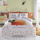 Roald Dahl James and The Giant Peach Single Duvet Set Duvet Cover