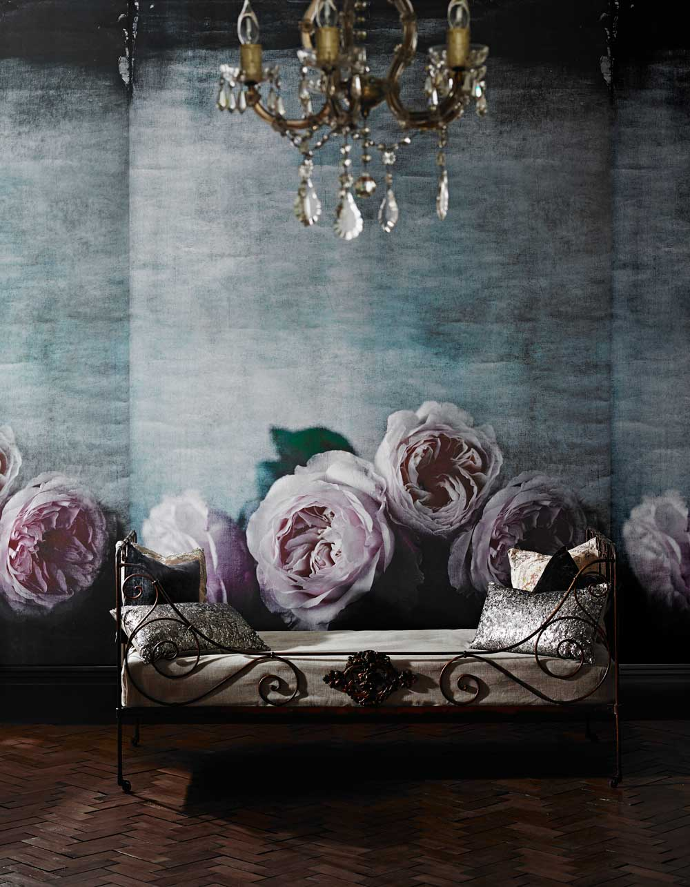 Sidney Paul & Co Ophelia Mural - Product code: SPW0020-01