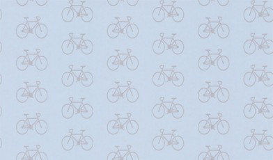 Image of Ginger & French Wallpapers Bicycle Simple, WP02