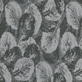 Coordonne Glace Silver/Black Wallpaper