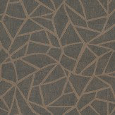 Coordonne Trenkadis Bronze Warm Bronze Wallpaper