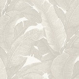 Coordonne Teide Grey Soft Grey / White Wallpaper