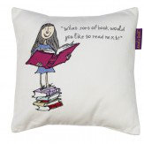Roald Dahl Matilda Cushion