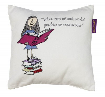 Image of Roald Dahl Cushions Matilda Cushion, 457015