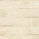 Albany Wooden Tile Cream Wallpaper