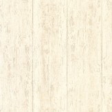 Albany Wood Panel Off White Wallpaper