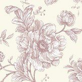 iliv Aquitaine  Dusky Rose Wallpaper