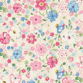 Sanderson Posy Floral Chintz  Fabric - Product code: 223906