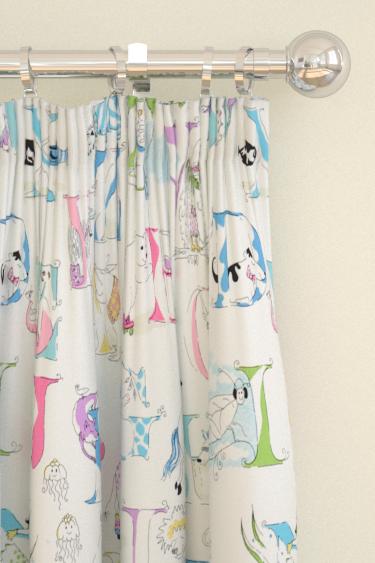 sanderson alphabet zoo neapolitan curtains