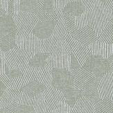 Zoffany Hexa  Glass Wallpaper